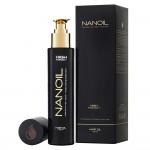 nanoil olejek do włosów wysokoporowatych