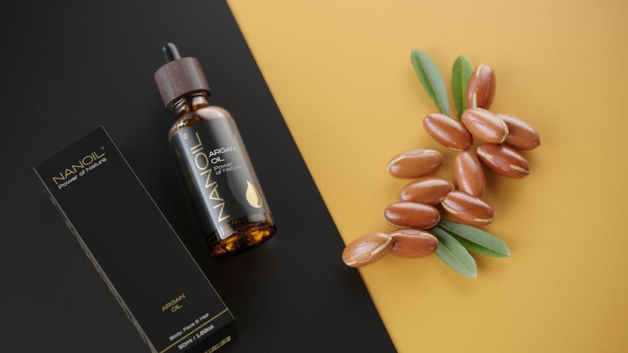 olejek arganowy nanoil najliepszy